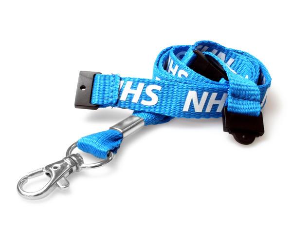 NHS Lanyard And Card Holder